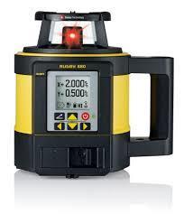 Lasers voor grondwerken ( digitale helling )