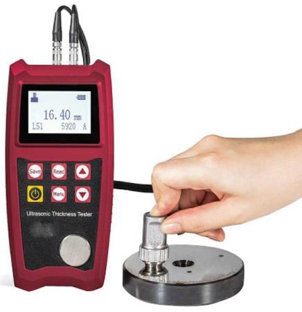 Ultrasone Materiaaldiktemeters