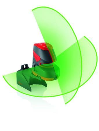 groene lijn lasers