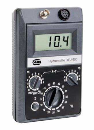 Vochtigheidsmeters / temperatuurmeters