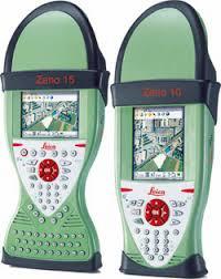 GPS ontvangers voor GIS data collectie