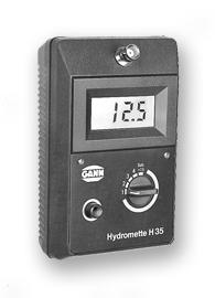 Gann Hydromette H 35