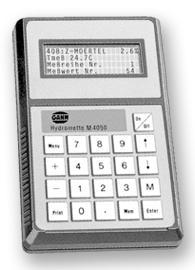 Gann Hydromette M 4050