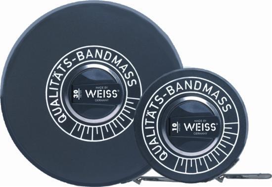 Weiss Staal/Kunststof kapsel Type 207