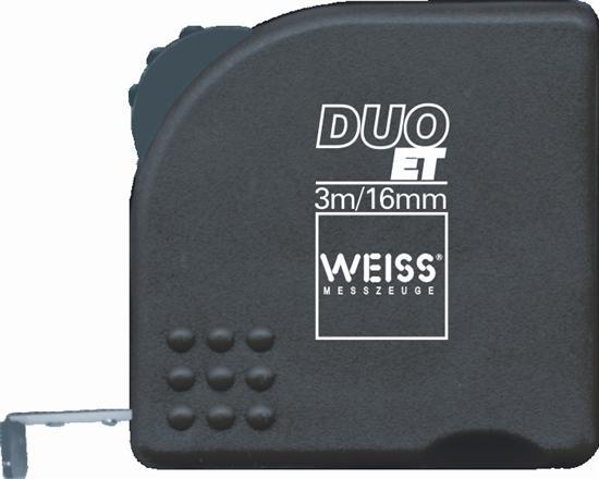 Pocket rolmaten Type Weiss Duo ET 3  lengte 3m.