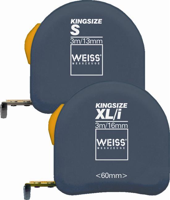 Pocket rolmaten Type Weiss Kingsize XL/i3 , lengte 3m. , met spanmaatvenster
