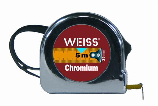 Pocket rolmaten Type Weiss Chromium XL 25 , lengte 5m.