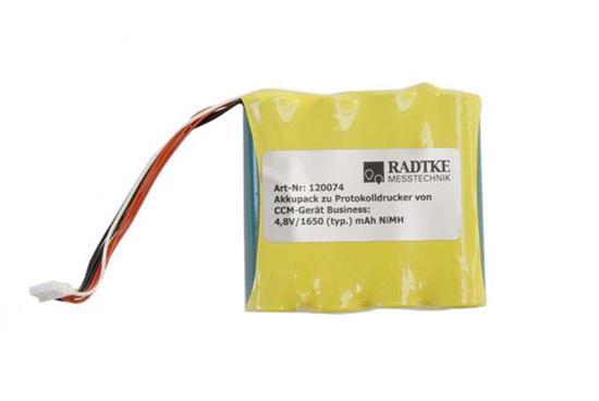 batterij voor protocol printer