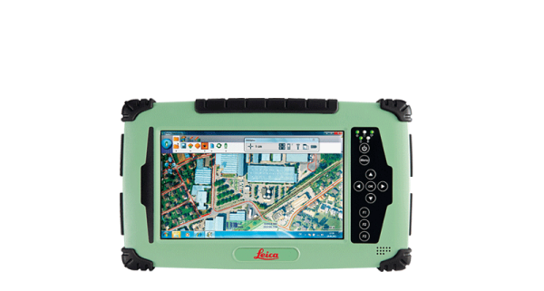 Leica CS25 plus GPS ontvanger
