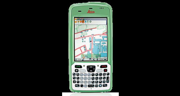 Leica zeno 5 GPS-ontvanger