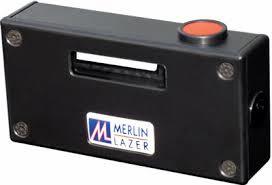 Merlin Tgi hardglas detector
